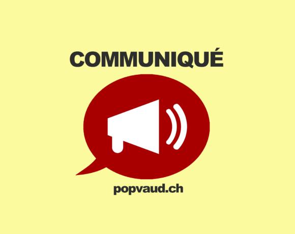 Votation du 13 juin : prises de position du POP Vaud