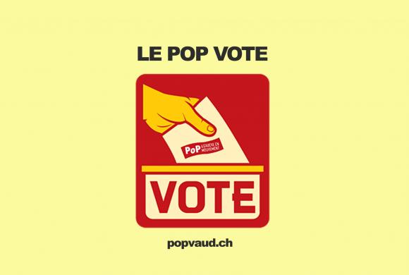 """Le PST/POP dit non au contre-projet """"sécurité alimentaire"""""""