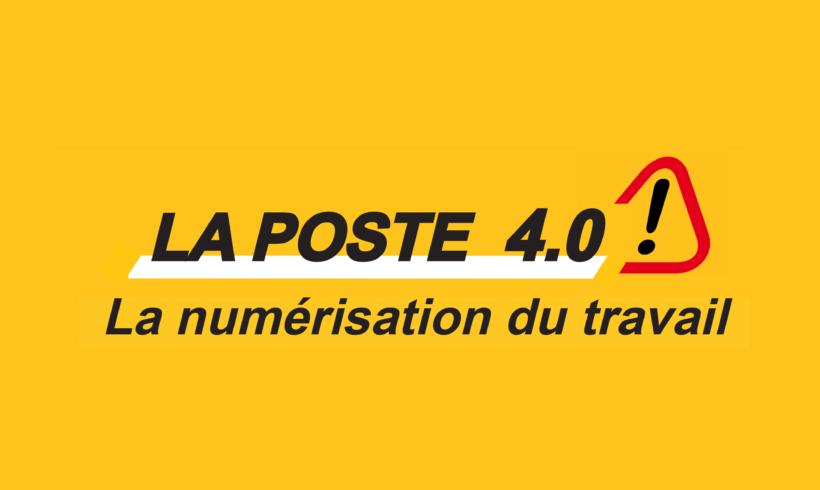 Table ronde : La Poste 4.0, la numérisation du travail / mercredi 24 janvier