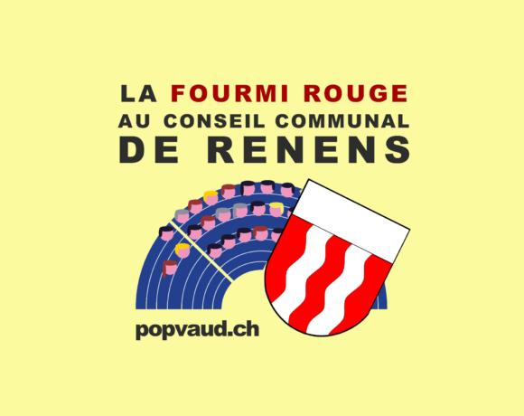 Interpellation concernant les heures d'ouverture du nouveau commerce près de la Gare de Renens
