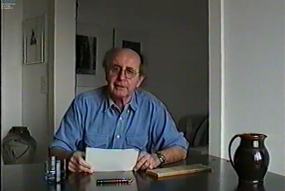 Portrait de Jean Mayerat POP Yverdon (1998) – Histoire POP