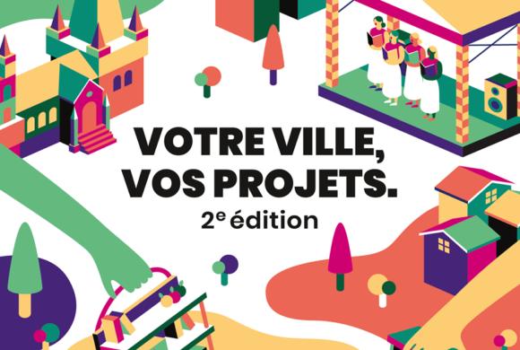 Budget participatif, 2ème édition !