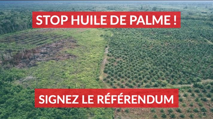 référendum STOP huile de palme
