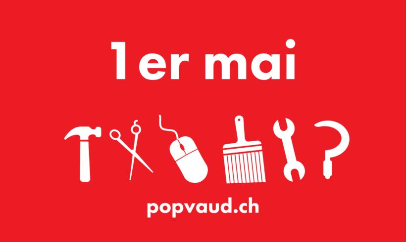 Déclaration du Parti Suisse du Travail – Parti Ouvrier et Populaire pour le 1er Mai 2020
