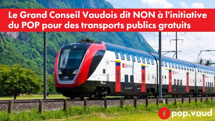 Résistance n°116 – La gratuité des transports publics revient sur le devant de la scène