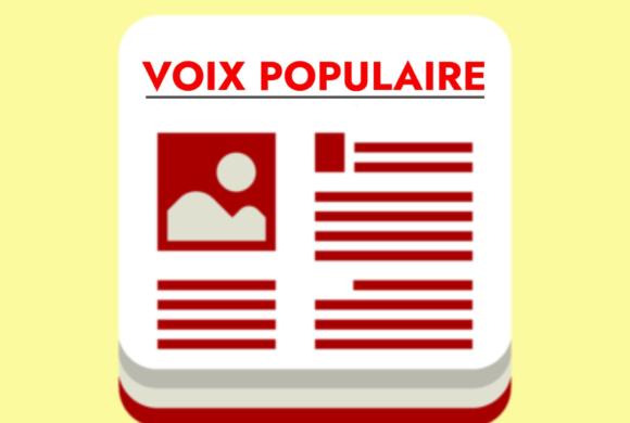 Voix populaire n°2