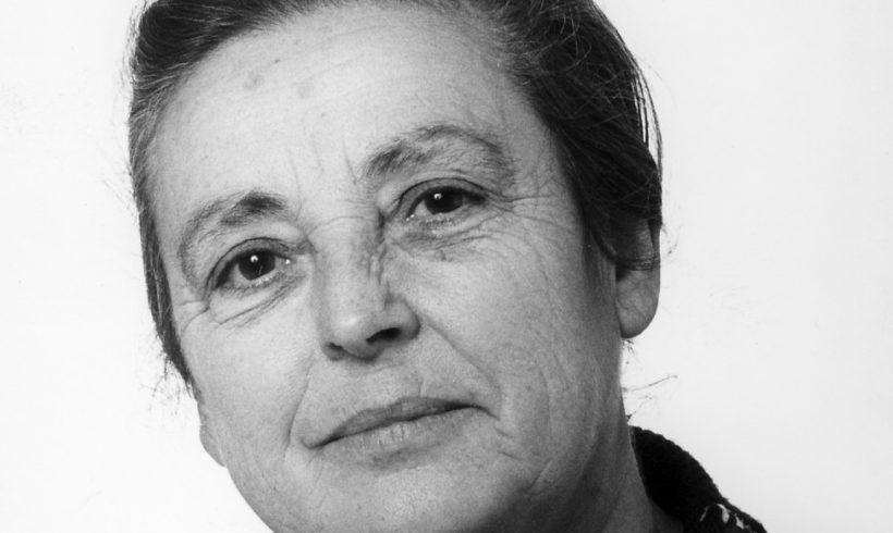 50 ans du droit de vote des femmes : portrait de Nelly Wicky première femme du PST-POP élue à Berne