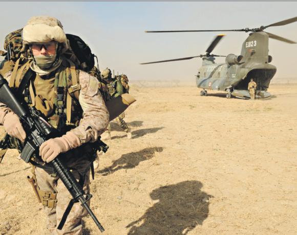 Afghanistan: la chute de l'impérialisme américain
