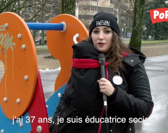 Faites comme Augustin, Michel, Marie, Nawel et Patrick : adhérez au POP Vaud !